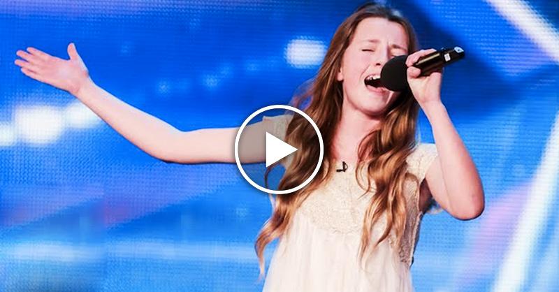 Als Sie Ihnen Sagte, Welches Lied Sie Singen Würde, Lachten Sie, Aber Als Sie Die Ersten Töne Hörten…