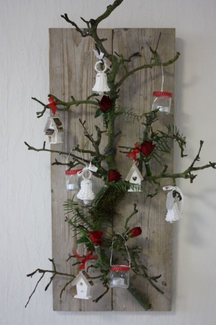 Werden Sie auch aufgeregt beim Anblick dieser DIY Winter-Deko-Ideen?! 13 gemütliche Ideen zum Winter!