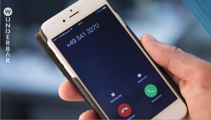 Die Polizei warnt international vor diesen Telefonnummern. Nehme diese Anrufe auf keinen Fall an!
