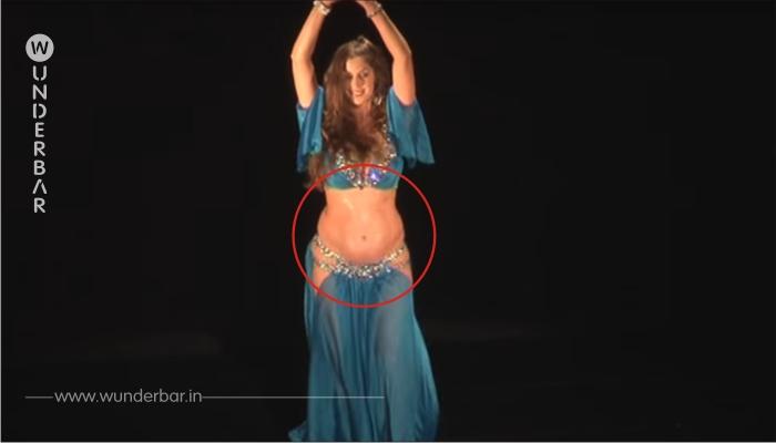 Unglaublich ... Sie tanzt so schön, dass man an seine eigenen Augen nicht glauben kann ...