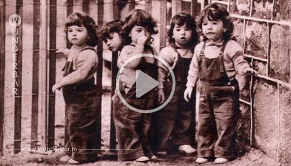 Fünflinge werden 1934 geboren und wachsen im Scheinwerferlicht auf, doch niemand erkennt, dass sie misshandelt werden.