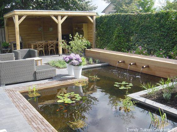 Ein Teich im Garten – klingt eigentlich gut … siehe hier 13 wunderbare Vorteile!