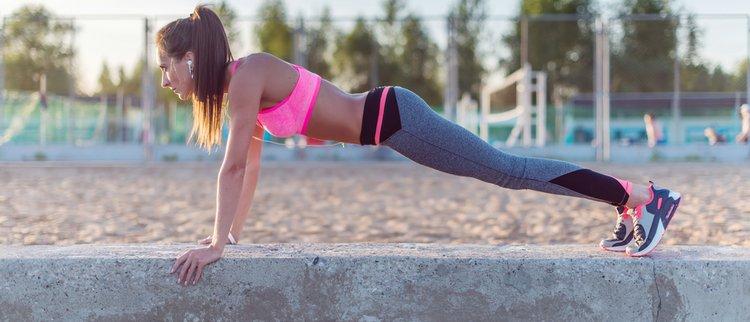Tipps für straffe Beine und straffen Po