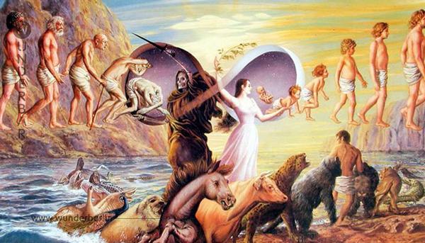 WARUM TREFFEN WIR DIE GLEICHEN SEELEN IN JEDER INKARNATION?