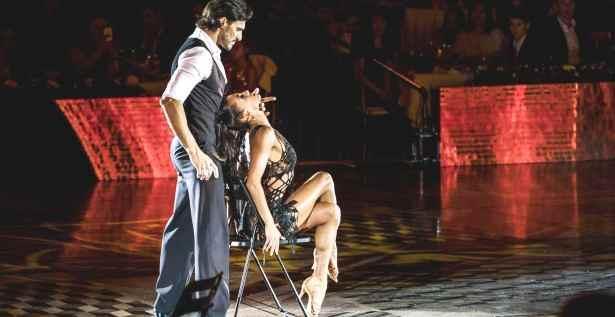 Tanz von unglaublicher Schönheit! So schön, so talentvoll....