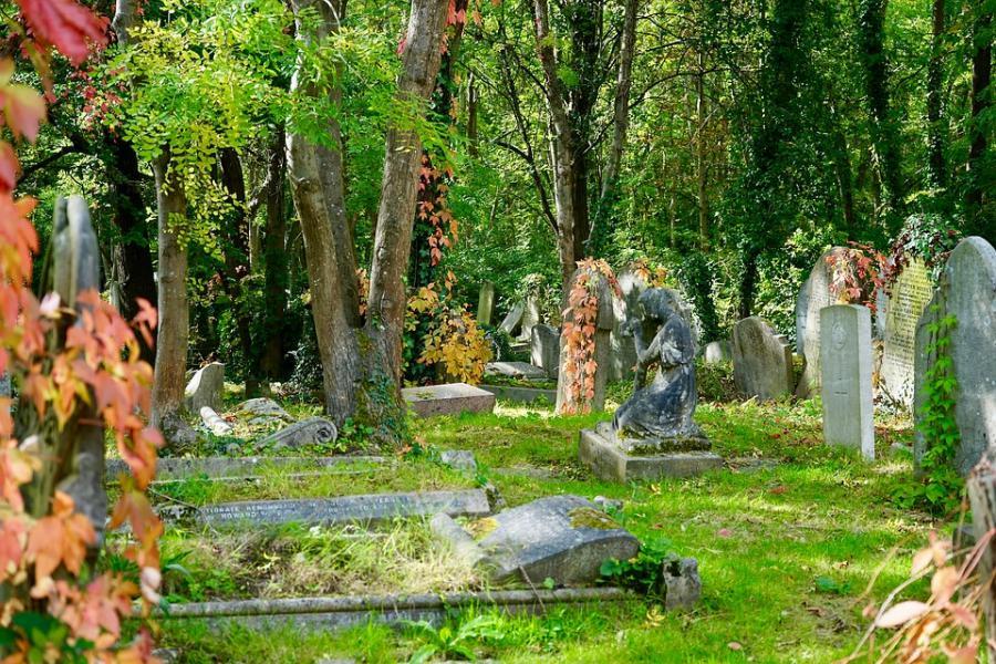 Störrischer Mann wollte mit seinem Vermögen begraben werden – aber seine Witwe hat das letzte Wort