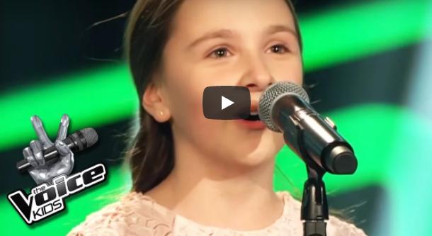 """Die 11-Jährige singt """"Non, je ne regrette rien"""" von Edith Piaf und es ist atemberaubend"""
