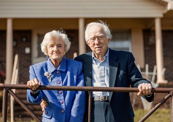 92-Jährige bekämpft Krankheit, um Ur-Ur-Enkelin kennenzulernen.
