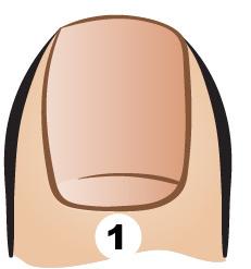 7 Formen: Fingernägel verraten deinen Charakter.