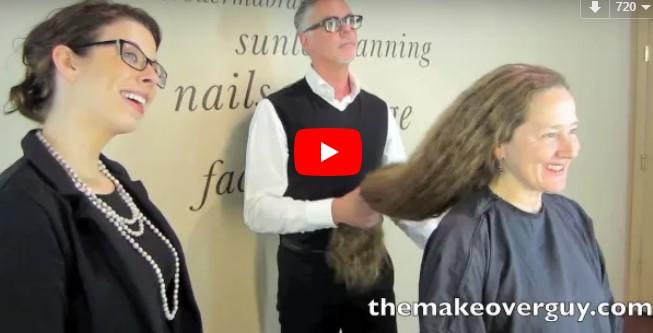 Diese Frau hat ihre Haare 20 Jahre lang nicht geschnitten – schau dir ihre unglaublich tolle Verwandlung an