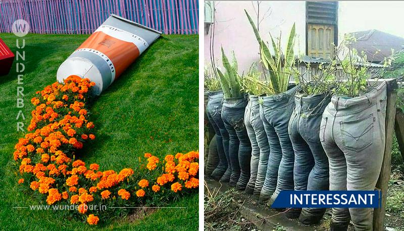 Die 10 verrücktesten Gartenobjekte. Nr. 3 ist wirklich schräg!