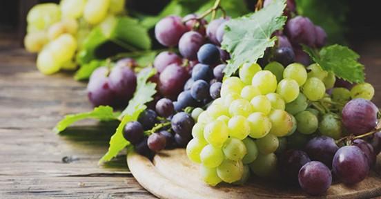 Wunderbare Weintrauben: Geschmack und Gesundheit
