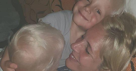 Trauer nach Jens' Tod: Danni klammert sich an ihre Kids!