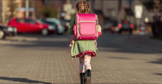 Kinder sollen nicht zu Fremden ins Auto steigen