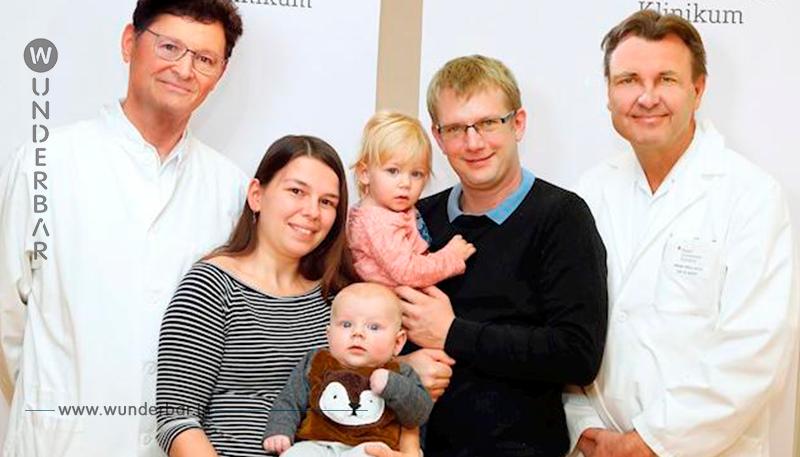 OP-Sensation: Baby Jan bekommt noch im Bauch einen Stent ins Herz eingesetzt