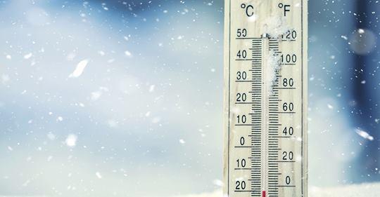 Extremer Kälteeinbruch in Deutschland: Bis zu -20 Grad