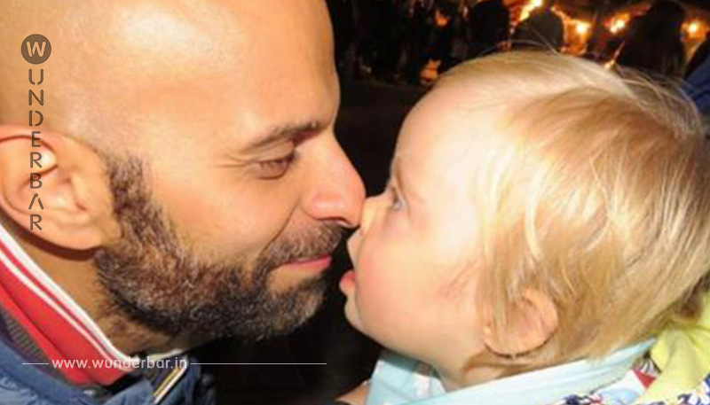 Mann adoptiert Baby mit Down Syndrom, das niemand wollte.