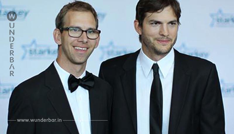 Ashton Kutcher wollte Zwillingsbruder sein Herz spenden!