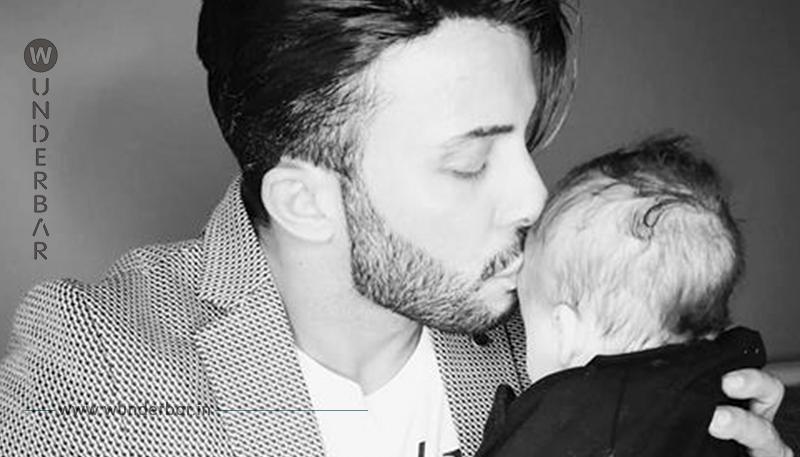 Dschungel Support für Papa Domenico: Baby Lia meldet sich!