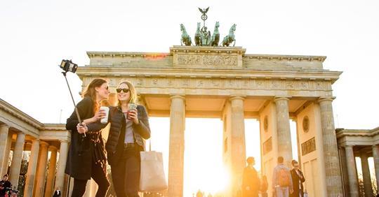 Immer mehr Gäste Neuer Rekord – 13,5 Millionen Touristen in Berlin