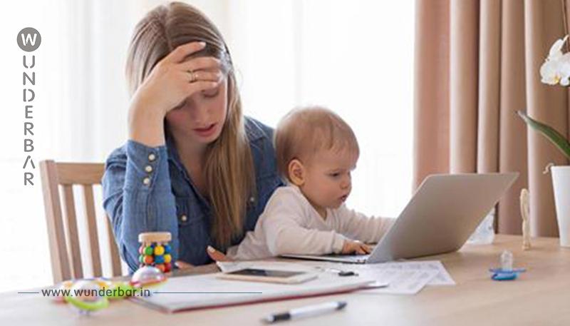 Britische Studie belegt, dass arbeitende Mütter gestresster sind als Männer und kinderlose Frauen