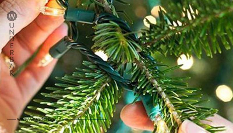 Du verzierst deinen Weihnachtsbaum schon dein ganzes Leben lang falsch