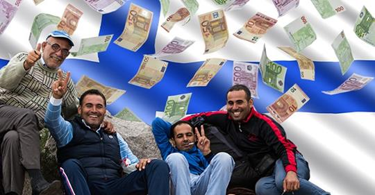 Finnischer Think-Tank: Jeder Migrant kostet bis zu einer Million Euro