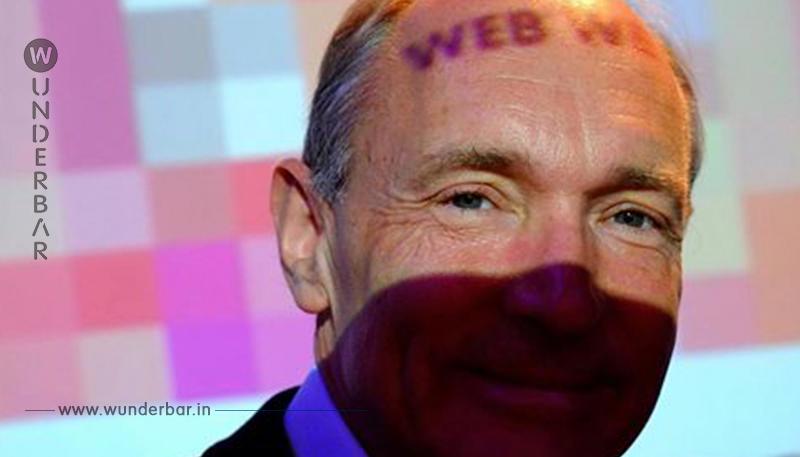 30 JAHRE WORLD WIDE WEB Warum Tim Berners-Lee seine großartige Erfindung einfach so hergab