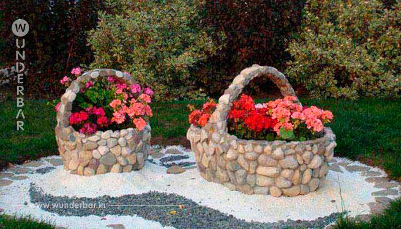 Steine sind vielseitiger als Sie denken! Schauen Sie sich diese DIY-Möglichkeiten für Ihren Garten an!
