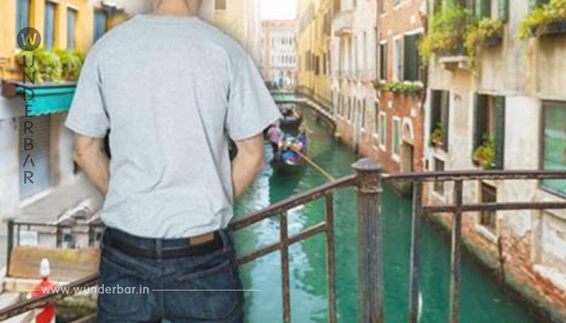 2 Wildpinkler müssen in Venedig 6000 Euro blechen