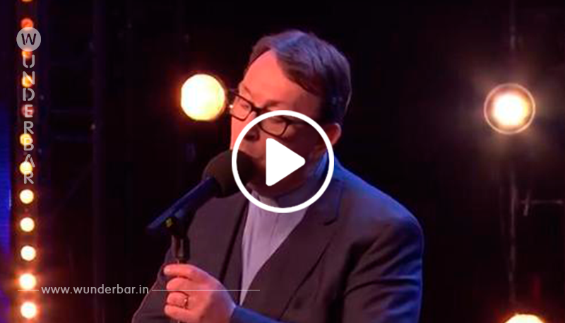Irischer Priester wagt sich auf die Bühne   Erstaunliche Klänge haben Tränen in Simons liebster Folge aller Zeiten fließen lassen