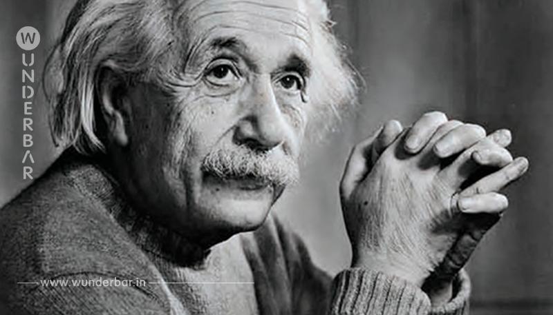 SPRÜCHE Albert Einstein: Seine schönsten Zitate