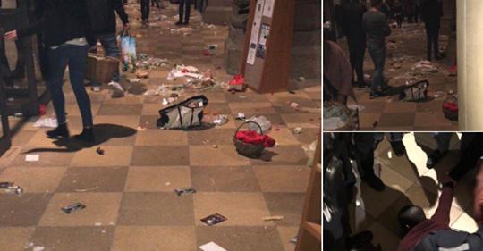"""Soll """"Allahu Akbar"""" gerufen haben: Afrikaner stürmt Münchner Kirche, verletzt 24"""