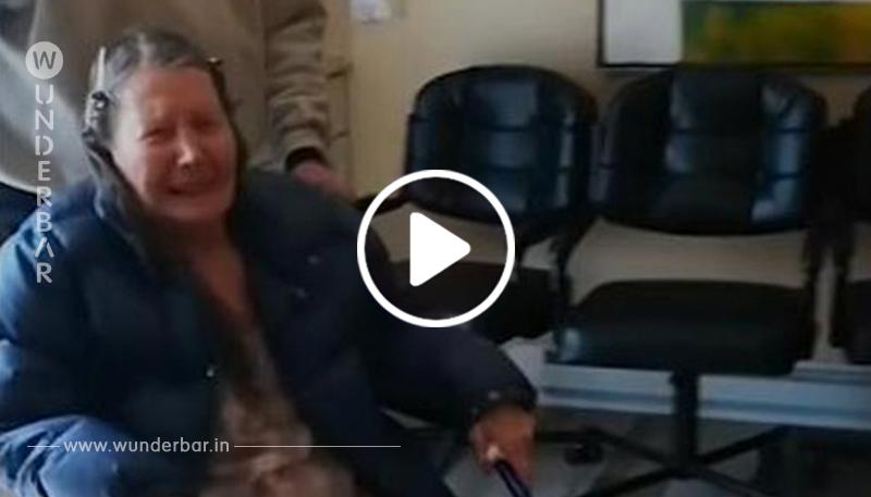 87 jähriges Paar ist gezwungen, das Zuhause für immer zu verlassen, aber der Sohn möchte sie nicht ins Altersheim stecken
