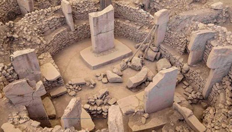 Der erste Tempel der Geschichte