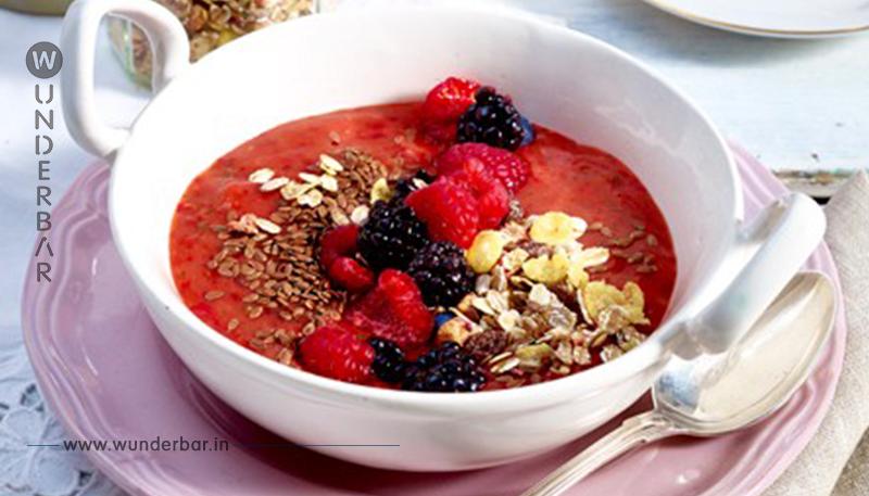 Gesundes Frühstück zum Abnehmen   10 Rezepte