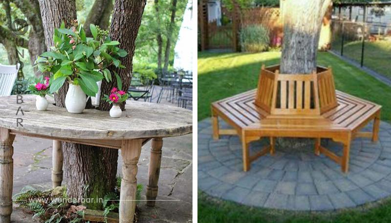 Haben Sie einen Baum im Garten? Nutzen Sie diesen dann optimal mit diesen 14 Ideen?