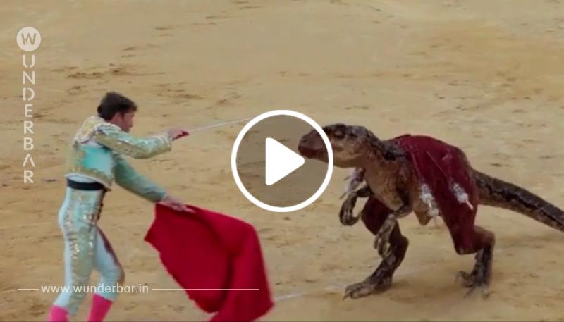 Video sorgt für Entsetzen: Matador wischt sterbenden Stier vor Todesstoß die Tränen ab