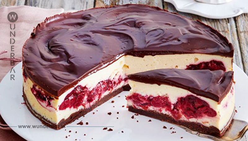 Schwarzwälder Käse Torte