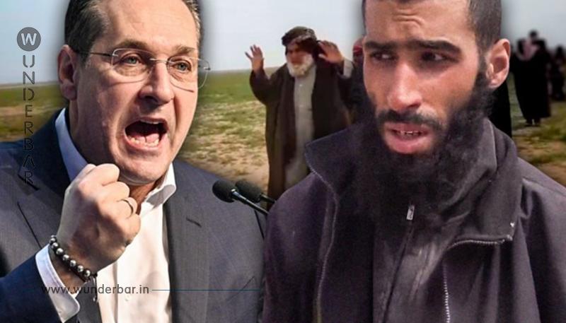 IS Terrorist in Wien: Strache fordert Untersuchung