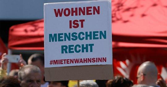 Berlin: Senat beschließt Mietendeckel – Miete darf fünf Jahre lang nicht erhöht werden