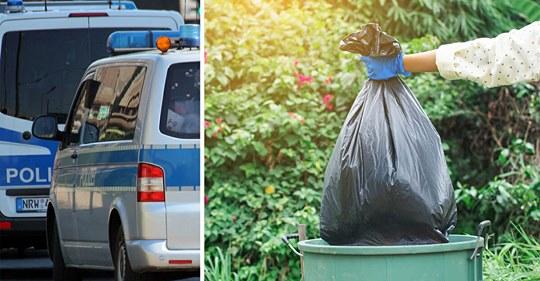 Neue Erkenntnisse im Fall des Müllsack-Babys aus Kierspe (NRW) – Kind war kurz vor dem Ersticken