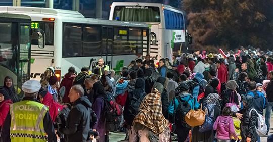 UN Bericht: Weltweit mehr als 70 Millionen Flüchtlinge