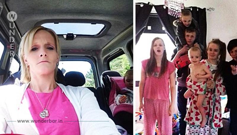 Eine alleinerziehende Mutter von sieben Kindern, die mit Zwillingen schwanger ist, bittet die Behörden, ihr ein neues Haus zu finden