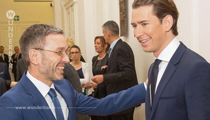 Fortsetzung der ÖVP FPÖ Koalition nur mit einem Innenminister Kickl!