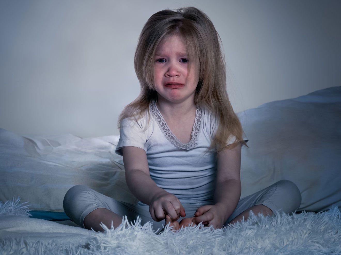 Nachtschreck: Wenn Kinder im Schlaf plötzlich schreien und weinen