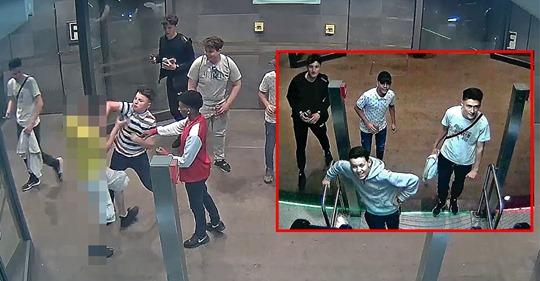 Essener Polizei sucht Zeugen: Jugendliche schlagen Mann zusammen und schubsen ihn auf die Gleise