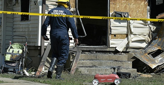 USA: Tragödie in Kita, 5 Kinder im Alter von acht Monaten und sieben Jahren sterben in Feuer – elektronischer Defekt wohl Ursache