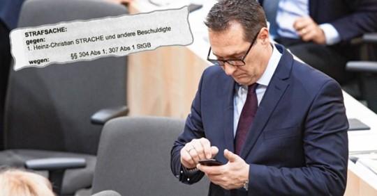 FPÖ-Razzia: Was ist dran an der Strache-Sache?