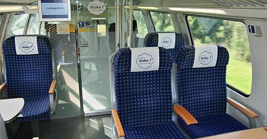 Linken-Chef Bernd Riexinger möchte die 1. Klasse in Regionalzügen abschaffen – damit mehr Plätze zur Verfügung sind